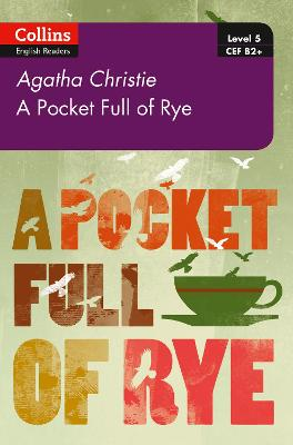 Pocket Full of Rye book