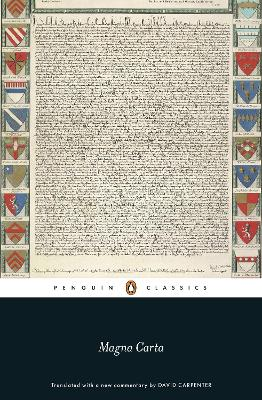 Magna Carta by David Carpenter