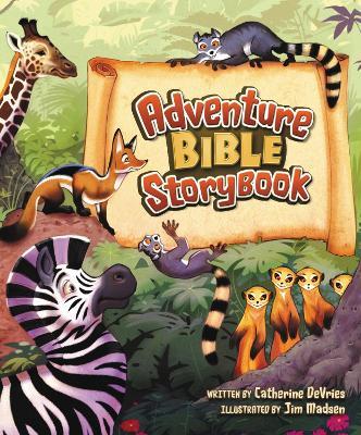 Adventure Bible Storybook book