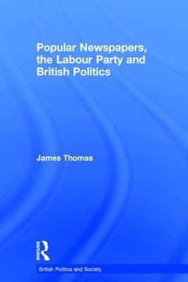 Pop News, Lab Par & Brit Pol by James Thomas
