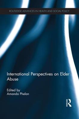 International Perspectives on Elder Abuse book