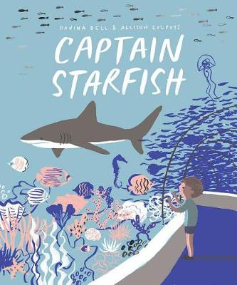 Captain Starfish by Davina Bell
