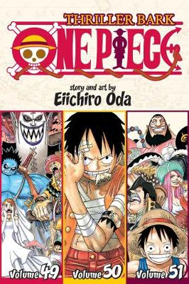 One Piece (Omnibus Edition), Vol. 17 by Eiichiro Oda