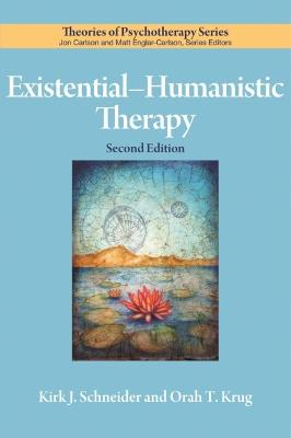 Existential-Humanistic Therapy book