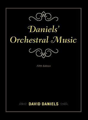 Daniels' Orchestral Music book