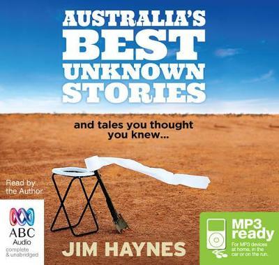 Australia's Best Unknown Stories by Jim Haynes