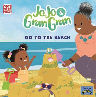 JoJo & Gran Gran: Go to the Beach book