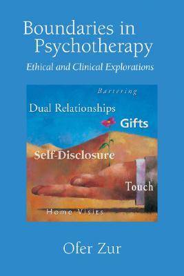 Boundaries in Psychotherapy book