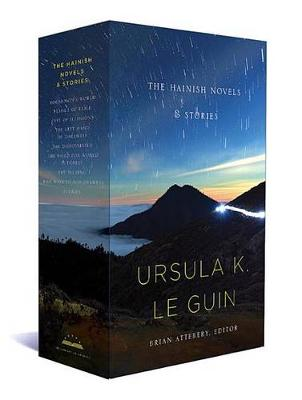 Ursula K. Le Guin: The Hainish Novels and Stories by Ursula K Le Guin