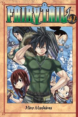 Fairy Tail 41 by Hiro Mashima