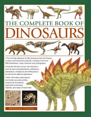 Complete Book of Dinosaurs by Dougal Dixon