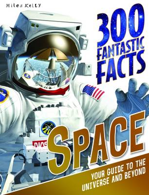 300 Fantastic Facts Space book