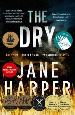 Dry by Jane Harper