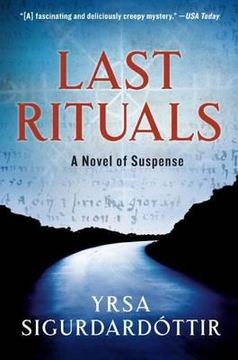 Last Rituals by Yrsa Sigurdardottir
