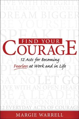 Find Your Courage book
