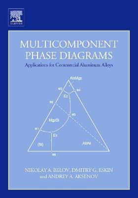 Multicomponent Phase Diagrams: Applications for Commercial Aluminum Alloys book
