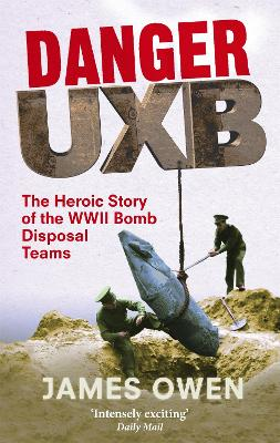 Danger Uxb book
