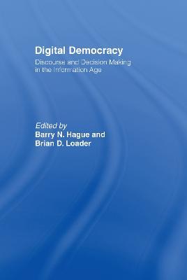 Digital Democracy book