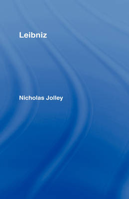Leibniz by Nicholas Jolley