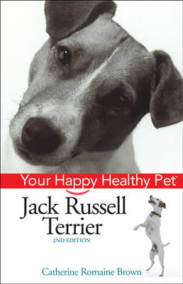 Jack Russell Terrier by Catherine Romaine Brown