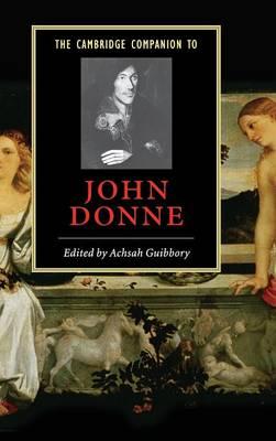 Cambridge Companion to John Donne book