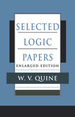 Selected Logic Papers book