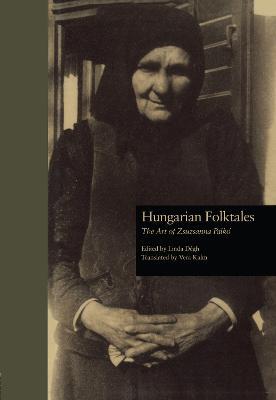 Hungarian Folktales book
