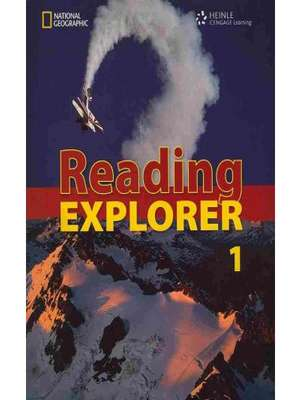 Reading Explorer 1 Student Book with CD ROM by Nancy Douglas