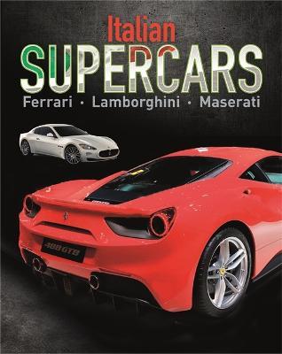 Supercars: Italian Supercars by Paul Mason