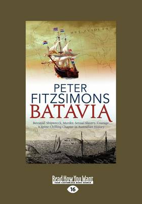 Batavia (1 Volume Set) by Peter FitzSimons