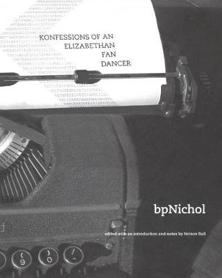 Konfessions of an Elizabethan Fan Dancer book