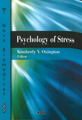 Psychology of Stress book