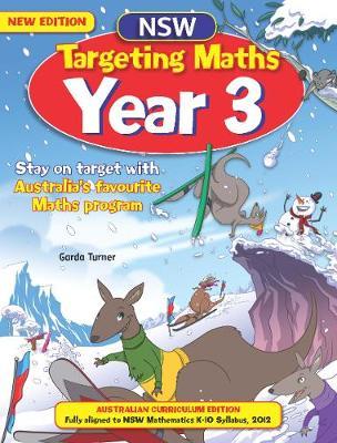 NSW Targeting Maths Year 3 - Student Book by Garda Turner