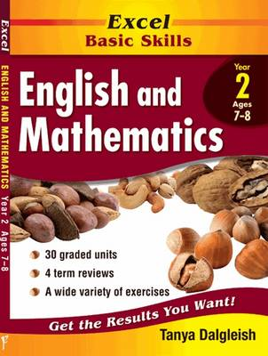 Core Books English & Mathematics: Year 2: Year 2 by Tanya Dalgleish