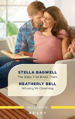 The Baby That Binds Them/Winning Mr Charming book