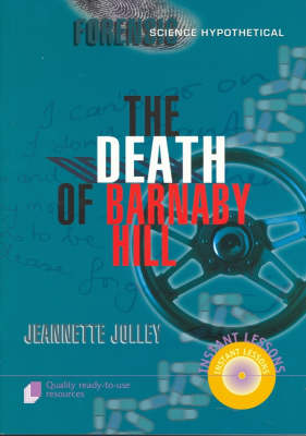 Forensic Science Hypothetical by Jeanette Jolley