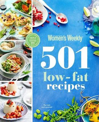 501 Low Fat Recipes by The Australian Women's Weekly