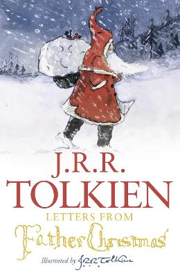 Letters from Father Christmas book