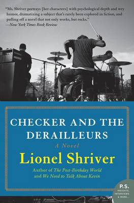 Checker and the Derailleurs book