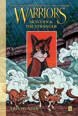 Warriors: SkyClan and the Stranger #2: Beyond the Code by Erin Hunter