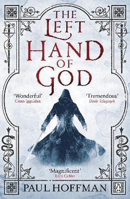 Left Hand of God book