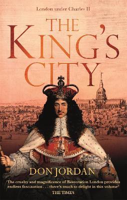 The King's City by Don Jordan