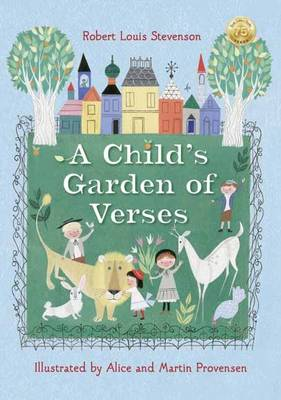 Robert Louis Stevenson's A Child's Garden of Verses book