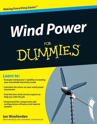 Wind Power for Dummies book