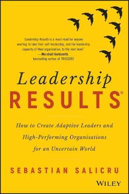Leadership Results by Sebastian Salicru