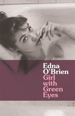 Girl with Green Eyes book
