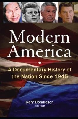 Modern America book