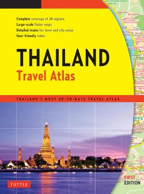Thailand Travel Atlas by Periplus Editors