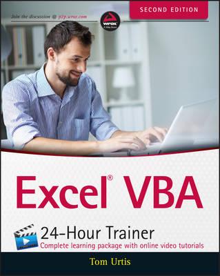 Excel VBA 24-Hour Trainer 2E book