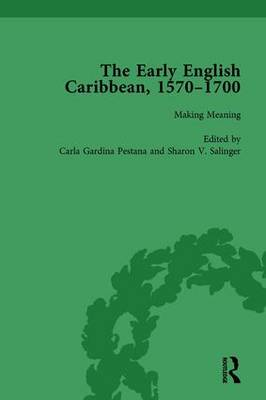 The Early English Caribbean, 1570-1700 Vol 4 book